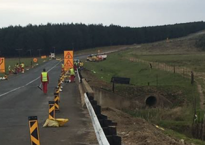 N11 between Ermelo and Hendrina Roads Project