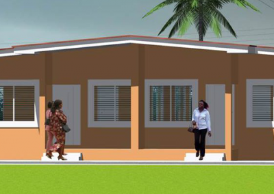 Breezy Hills Housing Project