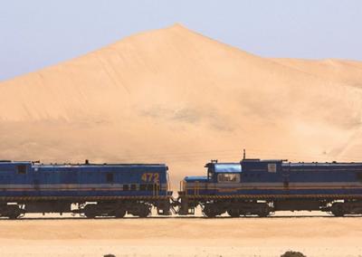 Walvis Bay-to-Kranzberg Rail Project