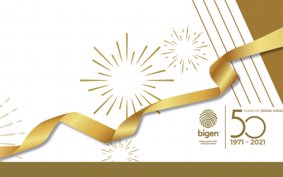 """Bigen celebrates 50 years of """"doing good while doing business"""""""