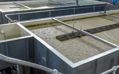 Bafokeng Rasimone Mine Grey Water Re-Use Plant
