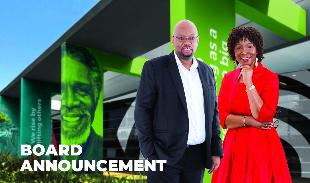 Mr Luthando Vutula - Bigen Group CEO