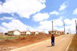 LEEUWPOORT Integrated Housing Development